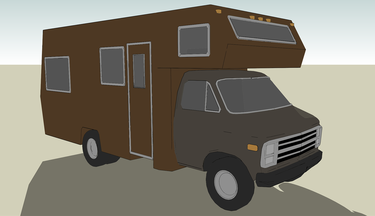 Outdoor RV and Car Storage